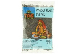 Pieprz Czarny Ziarnisty (Black Pepper Whole) 100g TRS